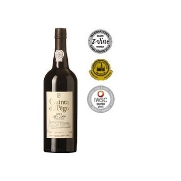 Quinta do Pégo LBV 2009