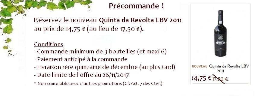Quinta da Revolta LBV 2011